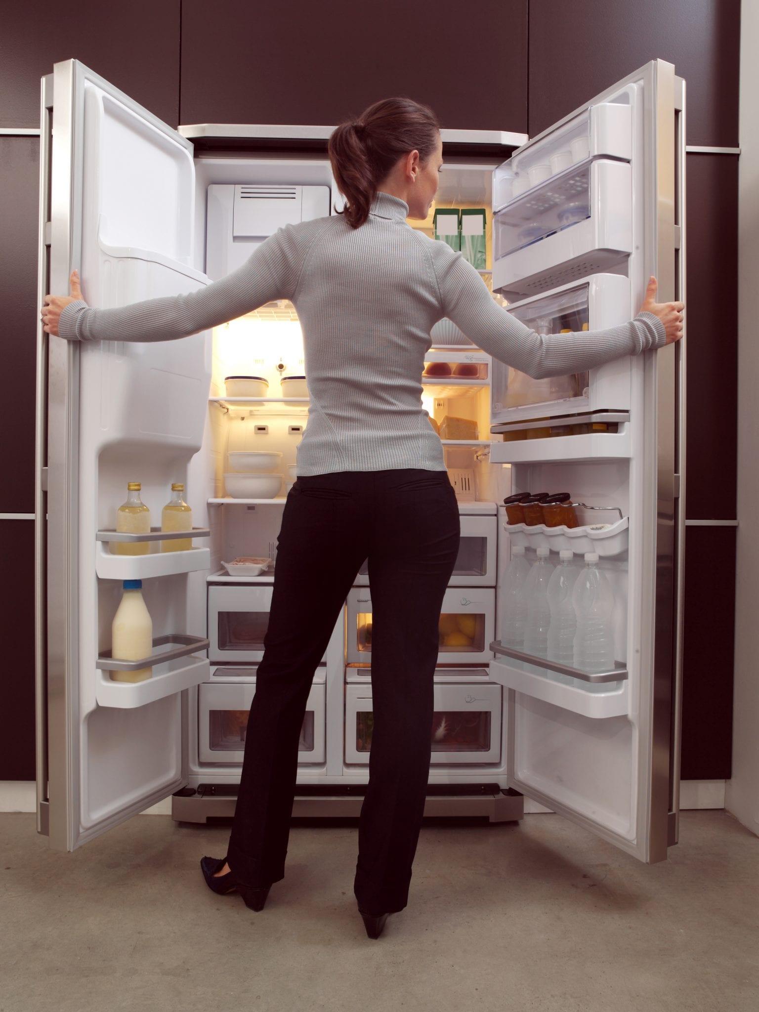 Como organizar a geladeira
