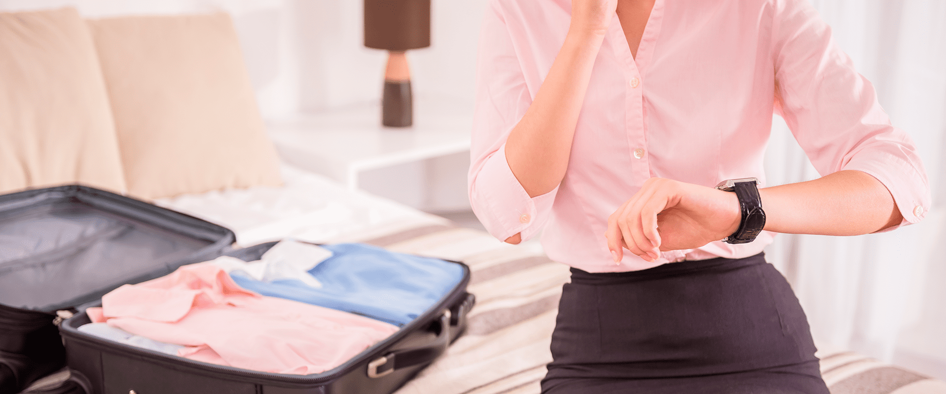 Viagem e Organização de Malas