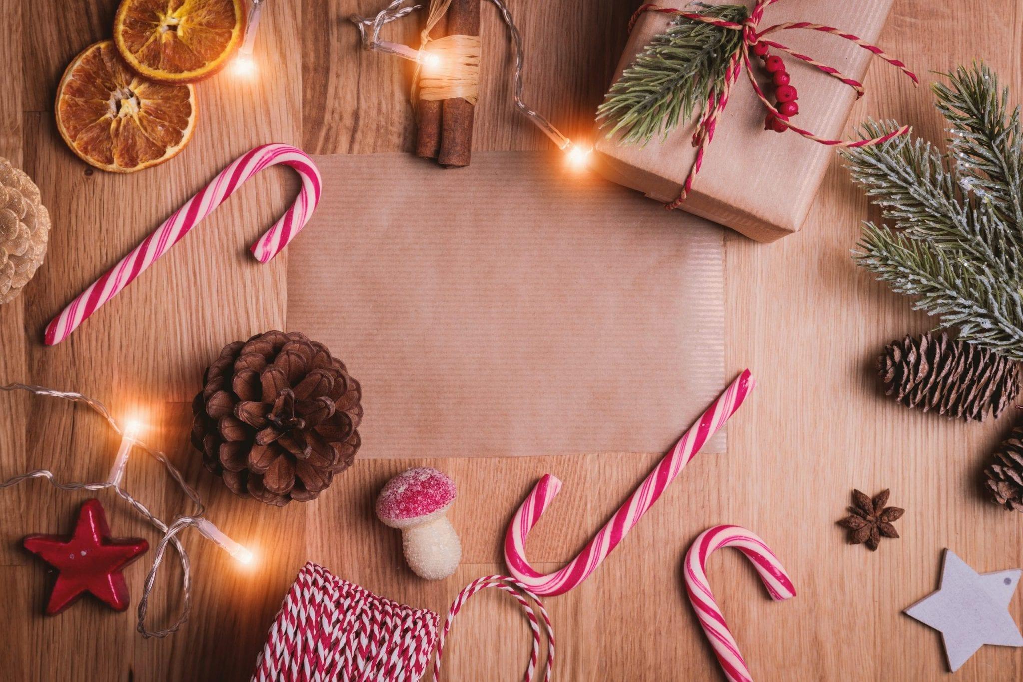 Como se organizar para o Natal