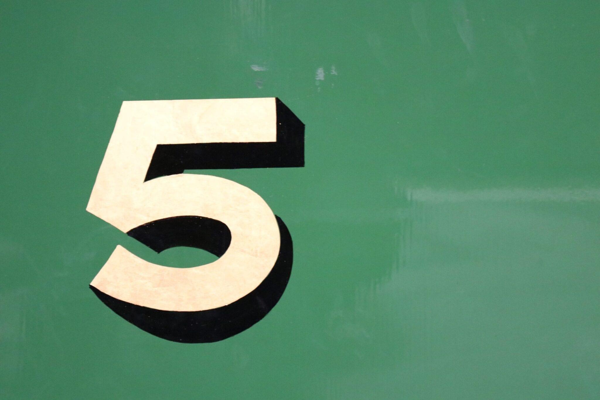 5 hábitos das pessoas organizadas