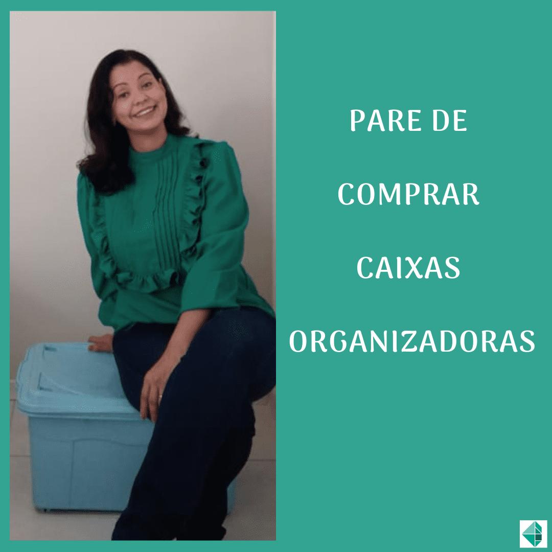 Como comprar produtos organizadores